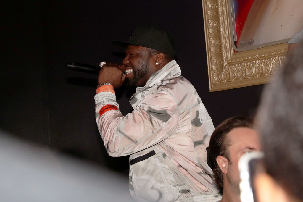 50 Cent In Concert - Chicago, IL