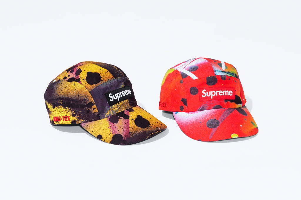 Rammellzee X SUPREME Collection