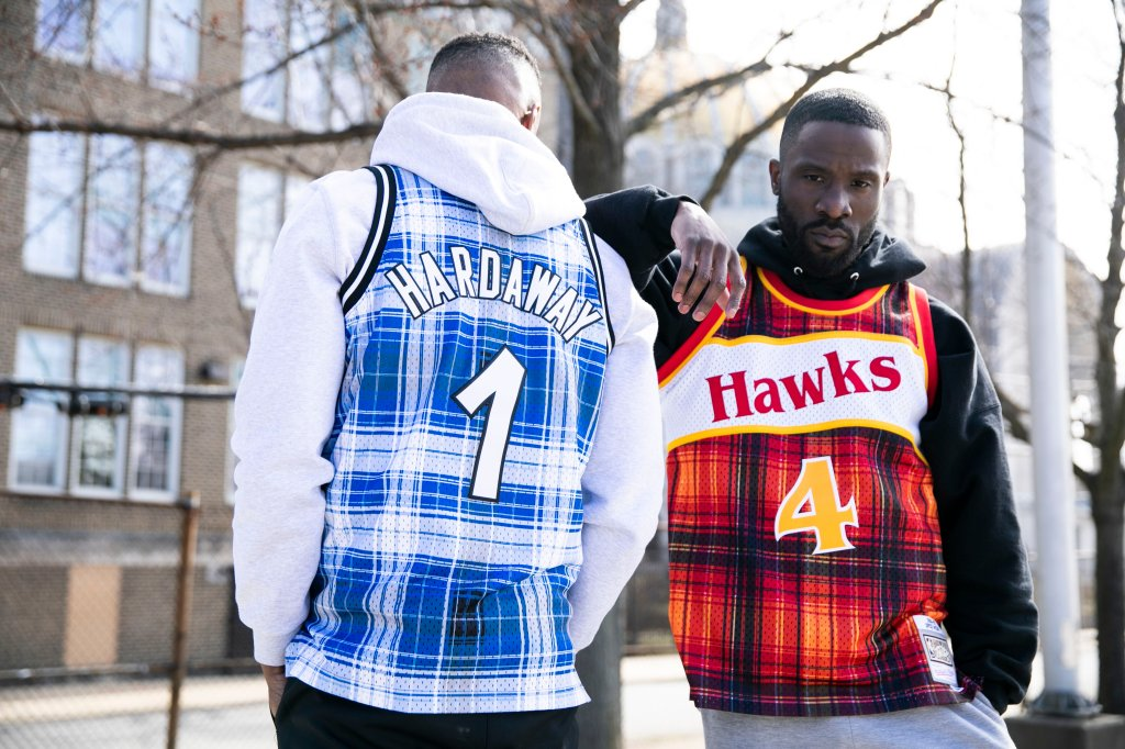 Mitchell & Ness NBA Private School Collection