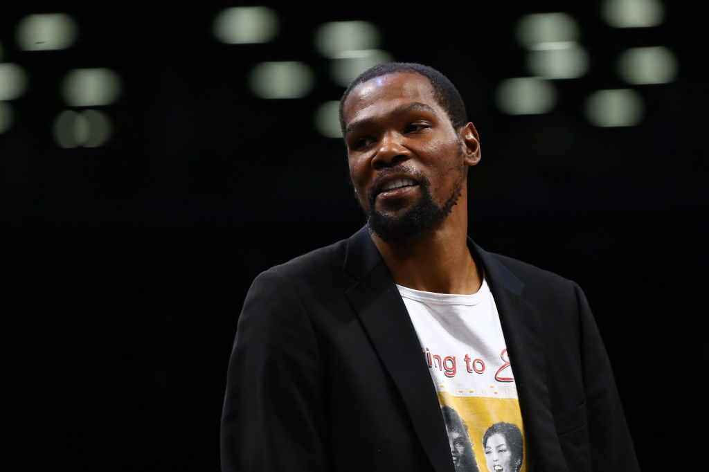 Kevin Durant Confirms He Tested Positive For Coronavirus, Twitter Reacts