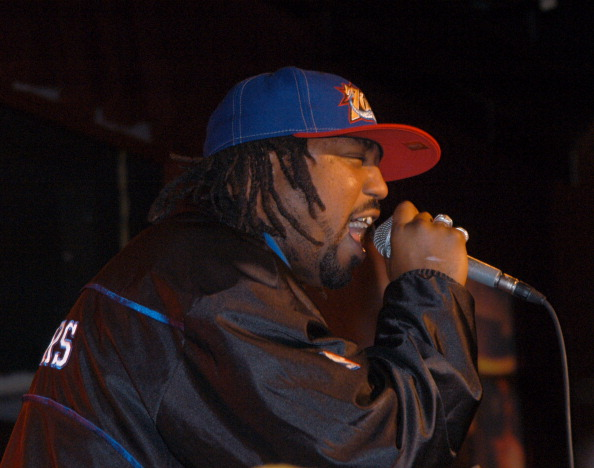 Raekwon and C-Rayz Walz in Concert at B.B. King's - November 4, 2003