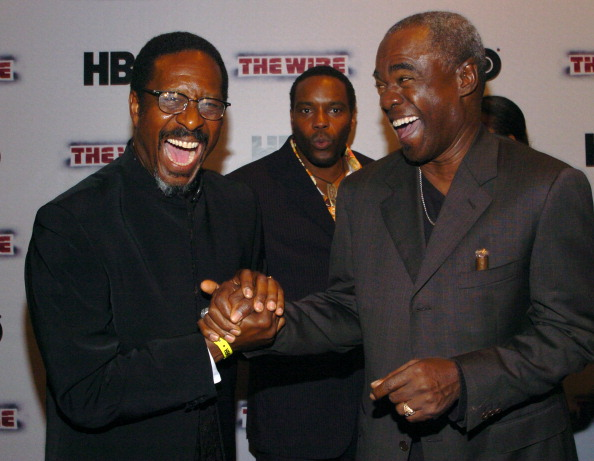 "HBO's ""The Wire"" New York Premiere -September 7, 2006"
