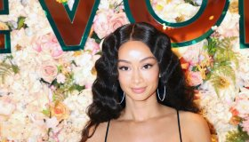 """Actress, Model And Fashion Designer DRAYA MICHELE Appearance for Her Latest Collection In Collaboration With """"Superdown""""\nRevolve\nPalms Resort & Casino\nLas Vegas, Nv\nDecember 14, 2019"""