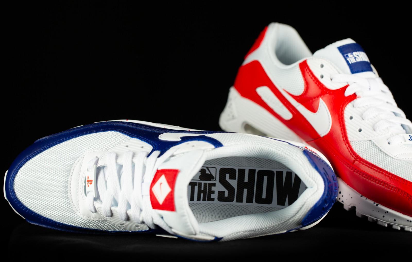 Nike x PlayStation MLB The Show 20 Air Max 90