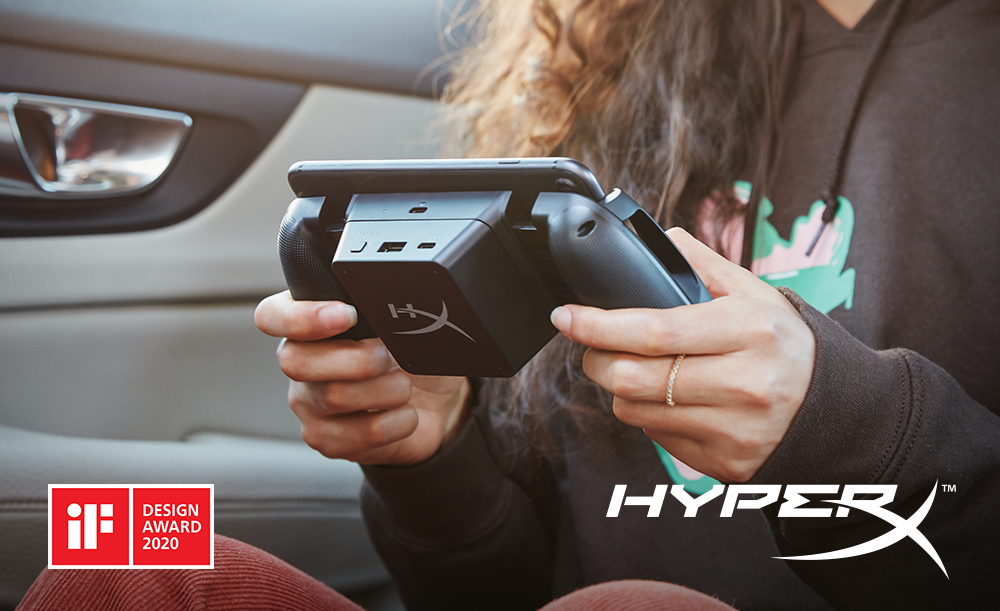 Hyper X ChargePlay Clutch for Mobile