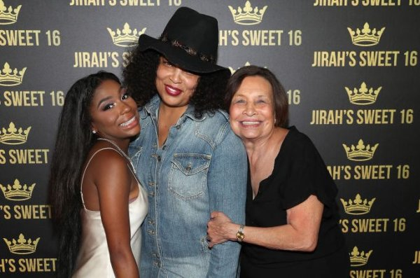 Jirah Mayweather's Sweet 16 Birthday Party