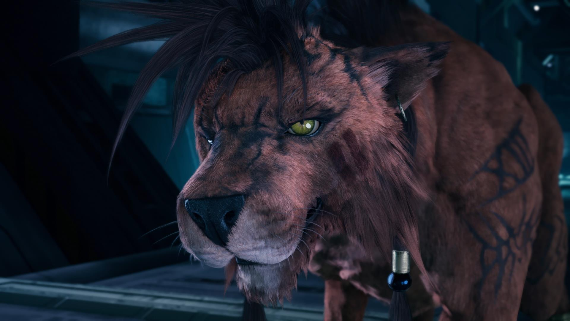 """Red XIII Will Be A """"Guest Character"""" In 'Final Fantasy VII Remake'"""