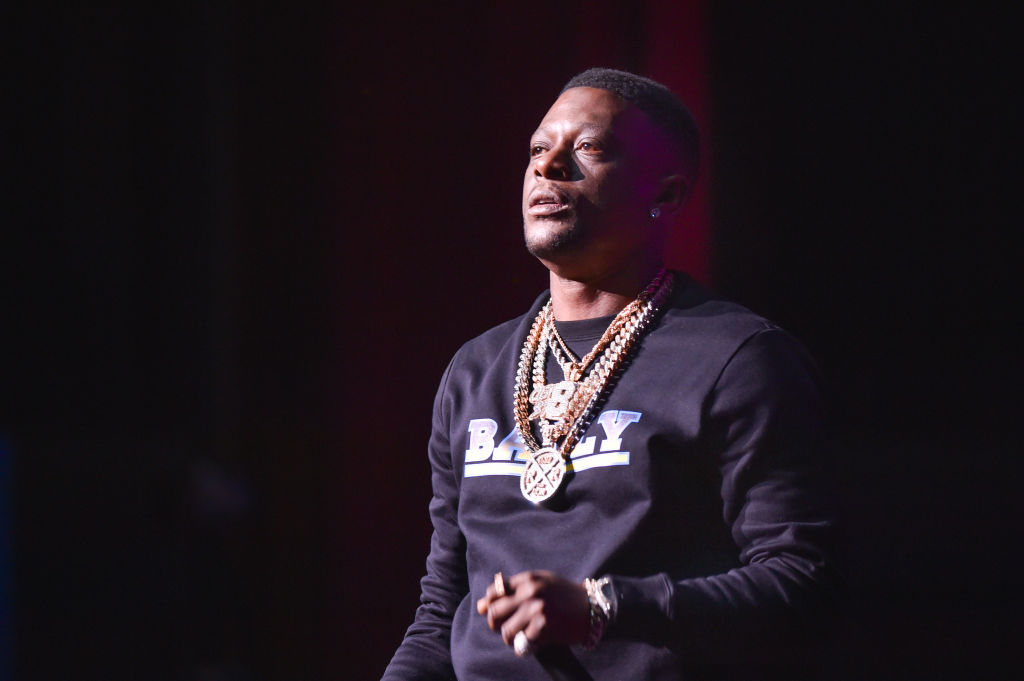 Boosie Says Instagram Told Him To Stop With The Nudity On IG Live