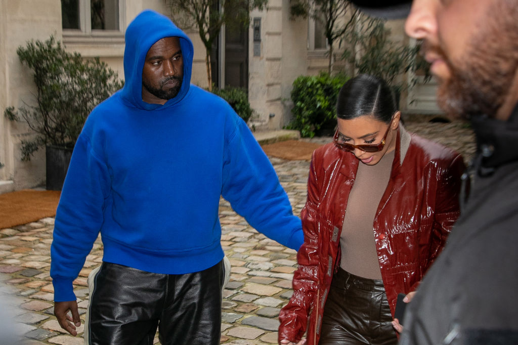 Celebrity Sightings In Paris - March 2, 2020