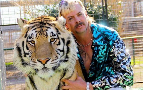 Joe Exotic Tiger King Netflix
