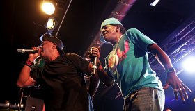 Public Enemy Performing at Liverpool O2 Academy