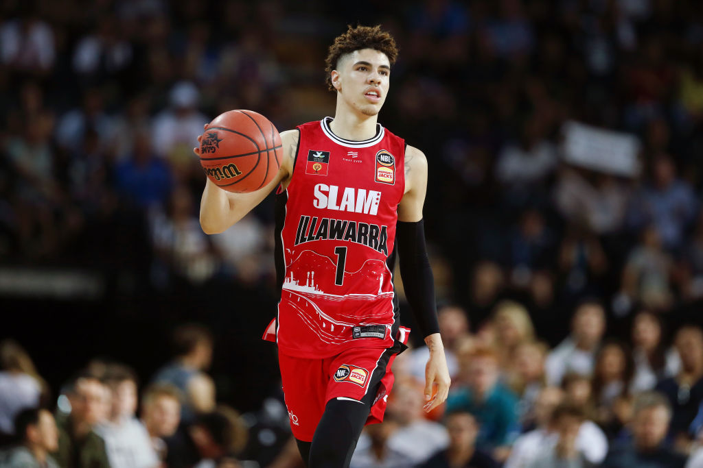 LaMelo Ball's Purchase of Australian Team Illawarra Hawks Not Finalized