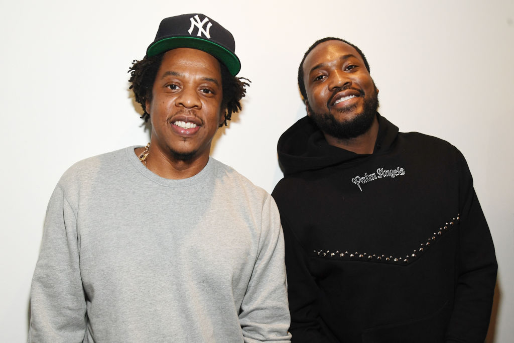 JAY-Z & Meek Mill Donatiing 100,000 Surgical Masks To U.S. Prisons