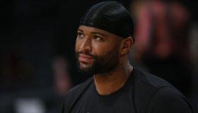 NBA: FEB 21 Grizzlies at Lakers