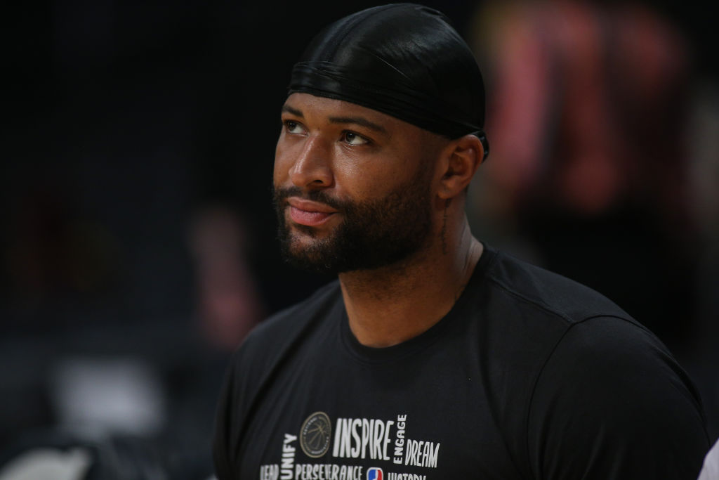 DeMarcus Cousins Suffered A 52-Point Loss In The NBA 2K Players Tournament