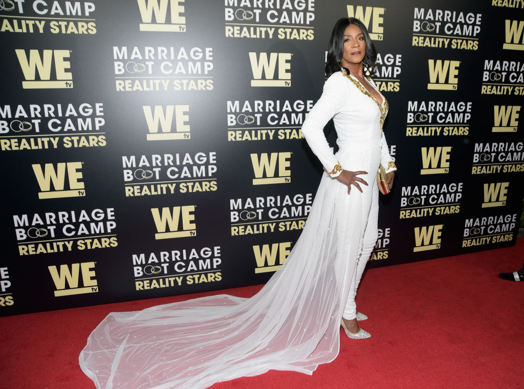 """WE TV Celebrates The Return Of """"Marriage Boot Camp Reality Stars"""" - Arrivals"""
