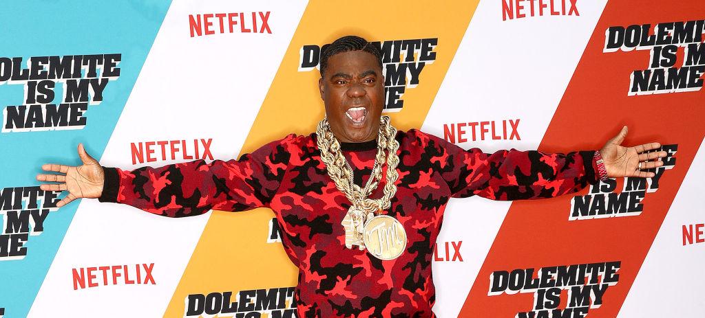 """LA Premiere Of Netflix's """"Dolemite Is My Name"""" - Arrivals"""