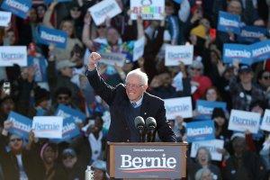 Bernie Sanders suspends his presidential campaign