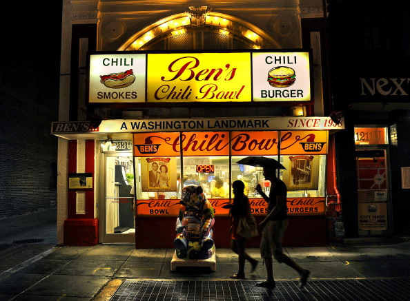 Ben's Chili Bowl Celebrates 55 years in Business