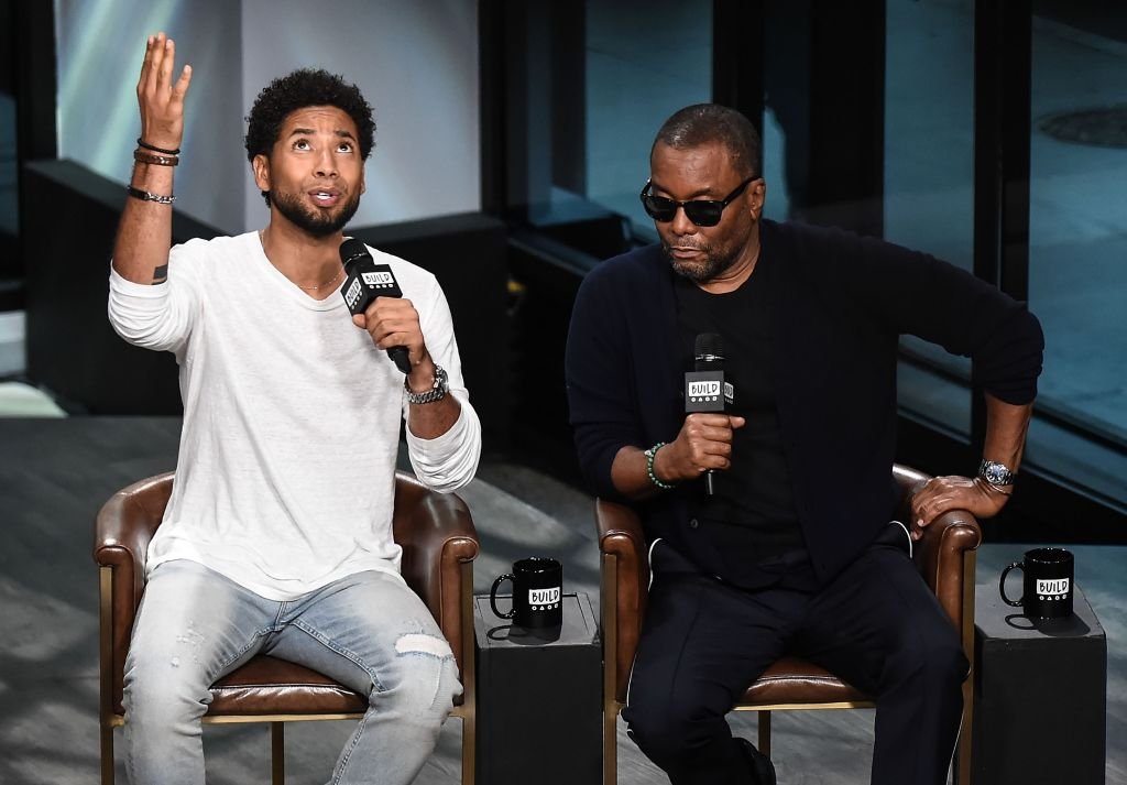 Jussie Smollett Stopped Speaking With Lee Daniels Because of R.Kelly