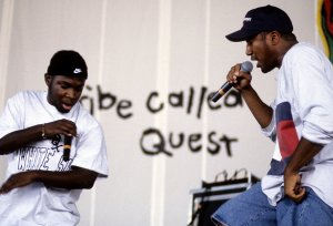 A Tribe Called Quest's Q-Tip