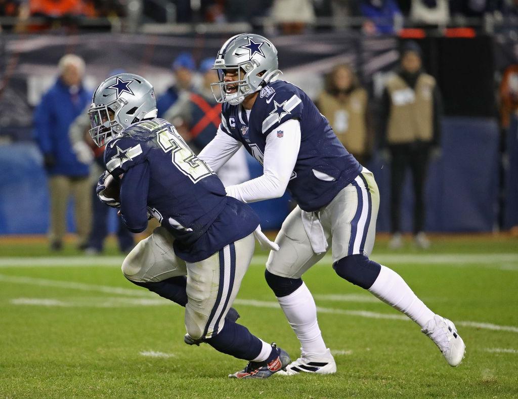 Dallas Cowboys vChicago Bears