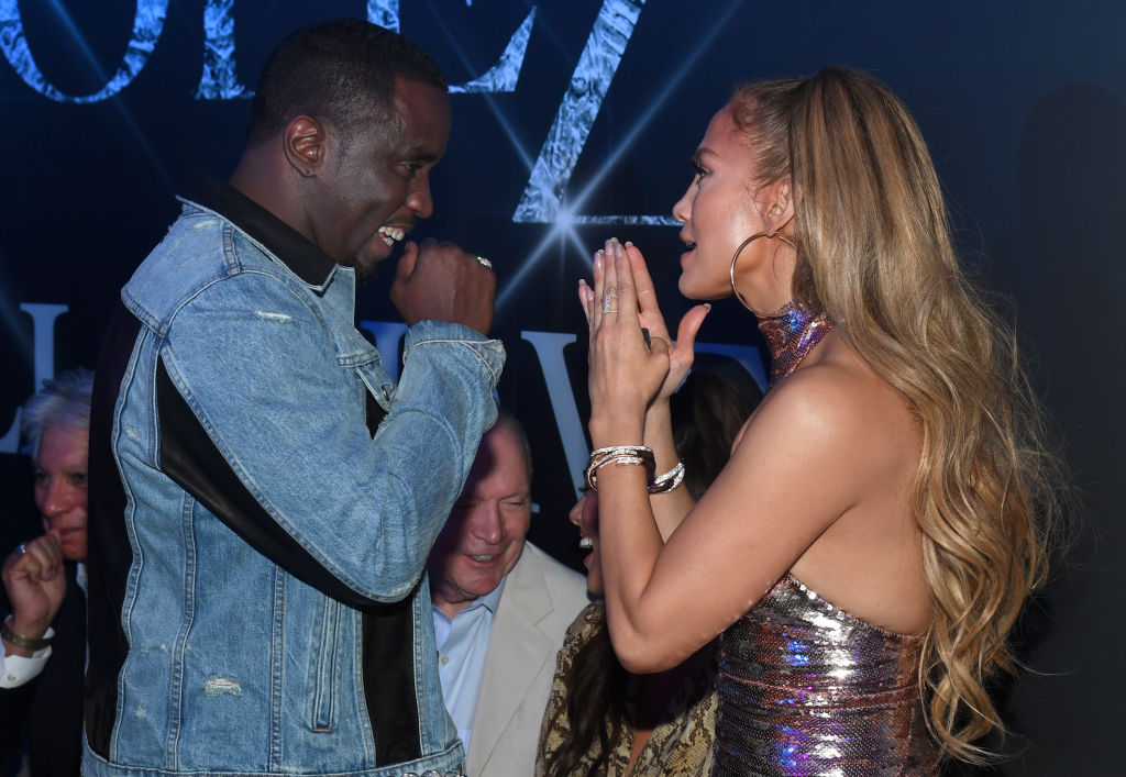 """""""JENNIFER LOPEZ: All I HAVE"""" Finale At Zappos Theater At Planet Hollywood Resort & Casino"""
