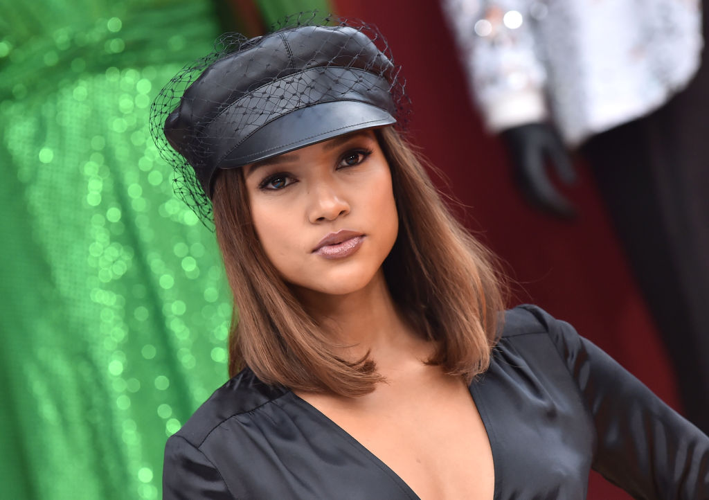 Karrueche Trans Lands Small Victory In Legal Battle With Ex-Manager
