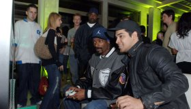 Snoop Dogg, Fergie and Wilmer Valderrama Host Exclusive Xbox 360 Launch Party