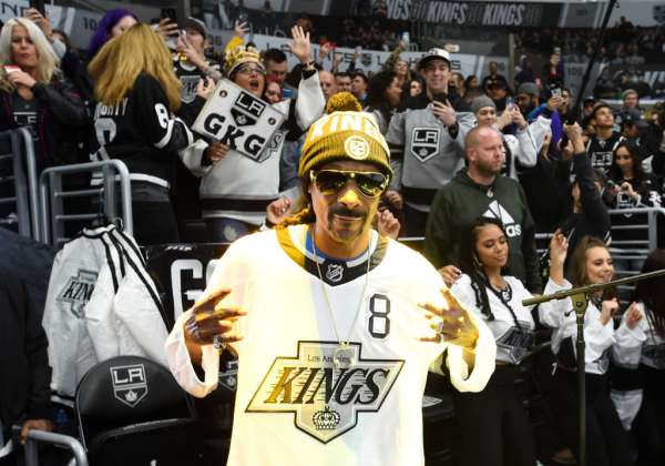 Colorado Avalanche v Los Angeles Kings