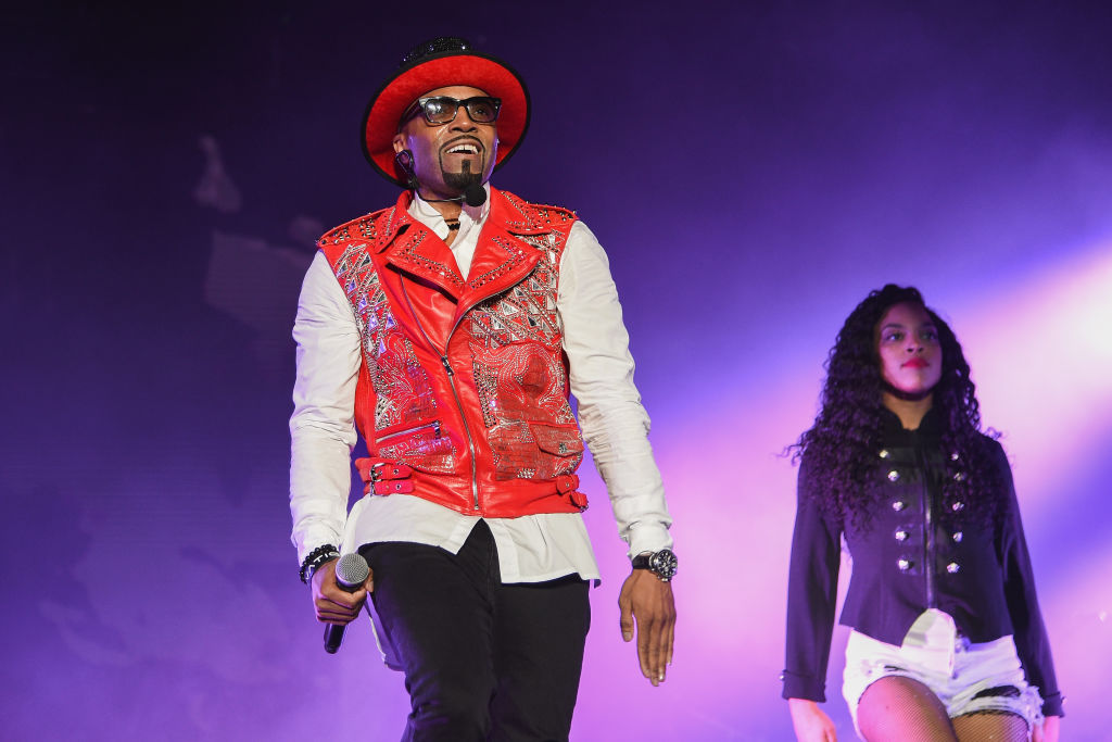 Teddy Riley & His Janky Sound Setup Is Getting Clowned On Twitter