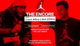 Jordan Brand Encore
