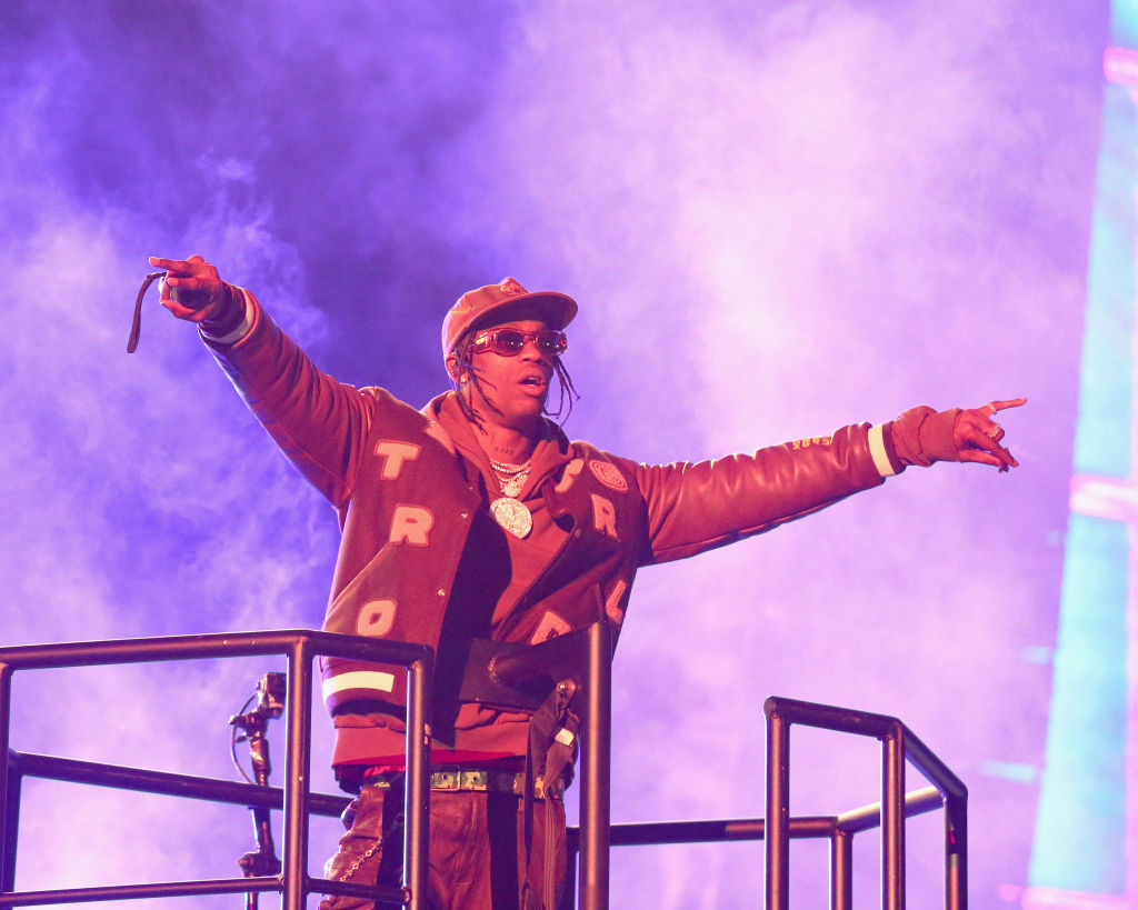 Travis Scott To Premiere New Song During 'Fortnite' Astronomical Concerts