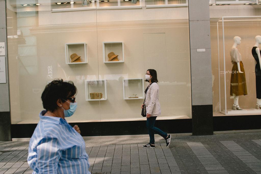 Coronavirus Emergency In Cologne