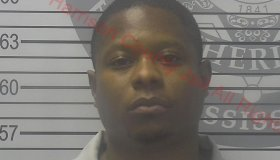 Jason Mitchell Mug Shot
