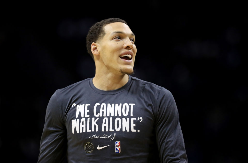 """Aaron Gordon Drops Dwyane Wade Diss Track """"9 Out of 10"""" Twitter Hates It"""