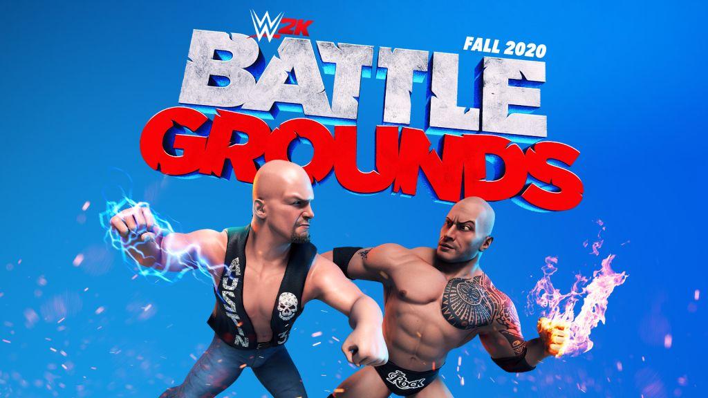Twitter Is Not Feeling 2K's New WWE 2K Battlegrounds' Game