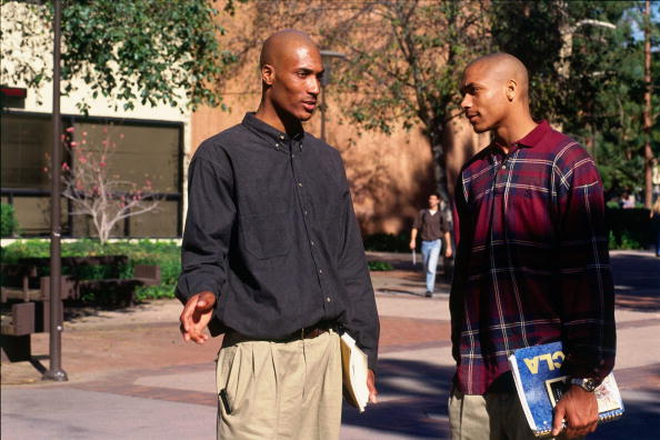 Ed and Charles O'Bannon UCLA Bruins