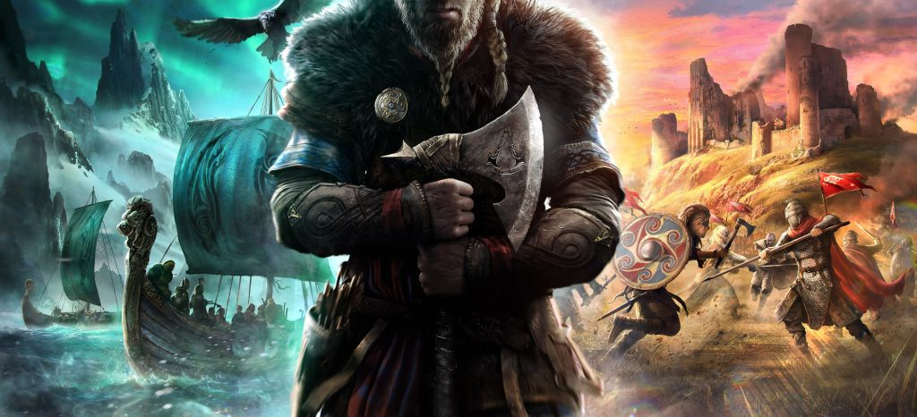 Ubisoft Confirms The Next 'Assassin's Creed' Game Will Be Viking-Themed