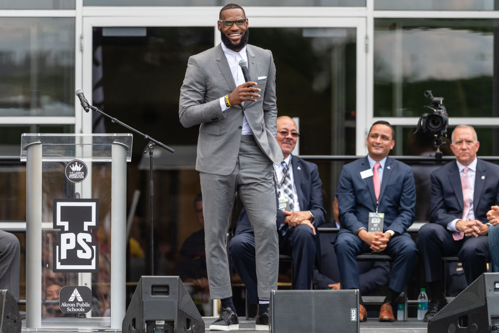 LeBron James Will Host Virtual Graduation Ceremony Honoring Class of 2020