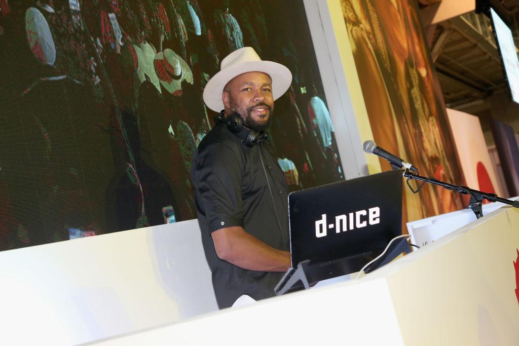 DJ D-Nice Teams Up Houseparty To Bring Virtual Prom Night To Teens