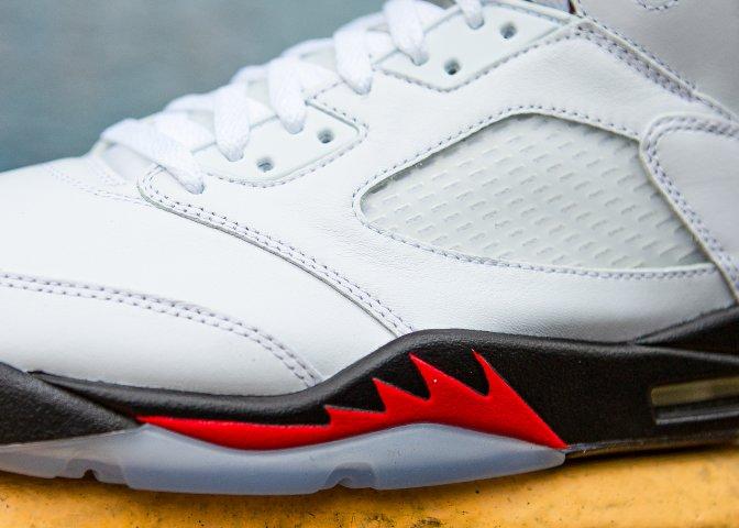 Air Jordan 5 Retro Fire Red