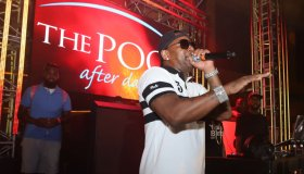 Cam'ron & Pauly D Perform At The Pool After Dark