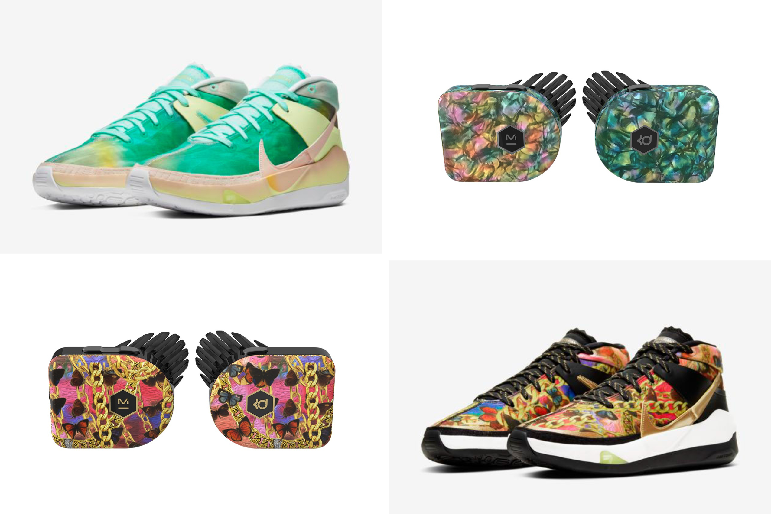 Master & Dynamic x Nike KD Hype & Chill Collaboration