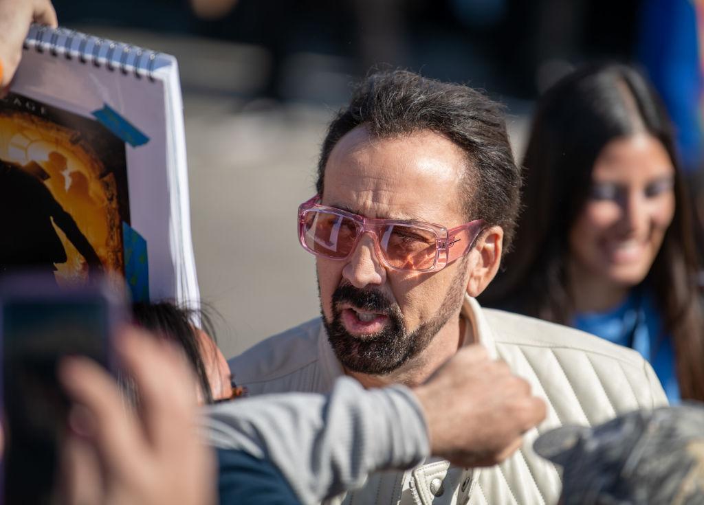 Celebrity Sightings In Los Angeles - February 08, 2020