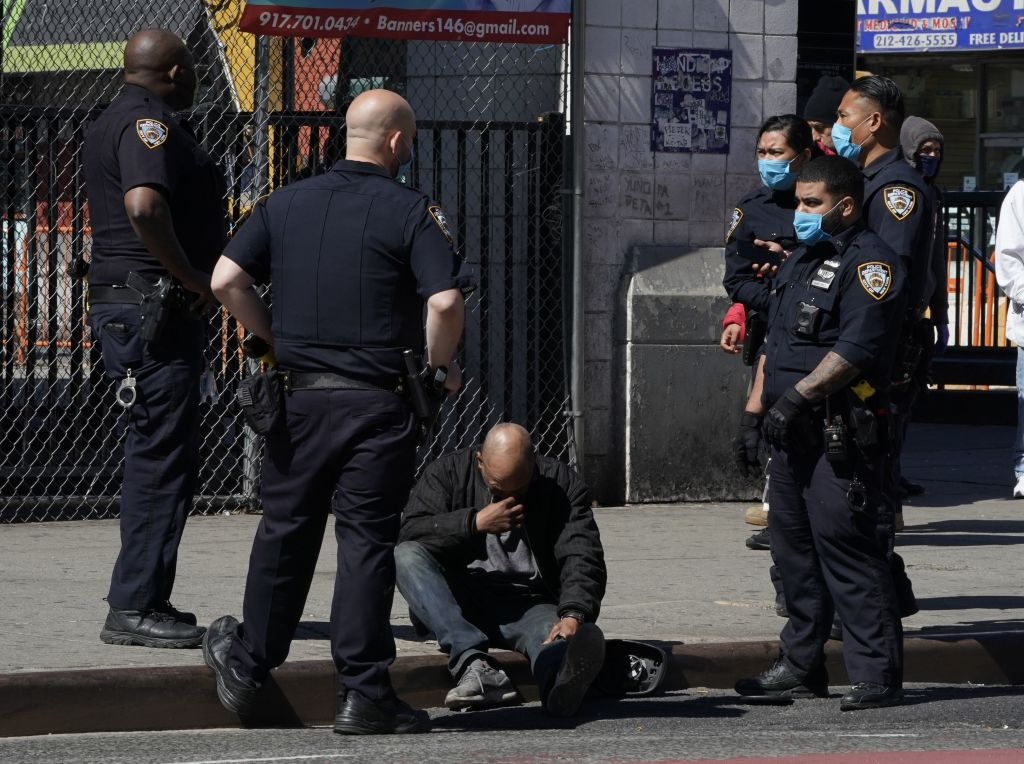 NYPD Called Out For Excessive Social Distancing Enforcement