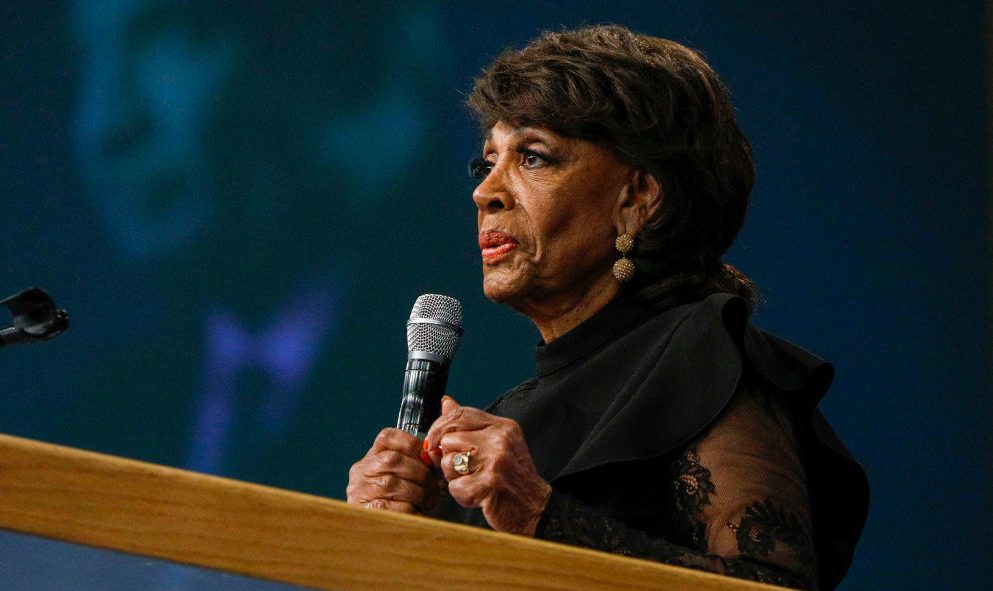 Maxine Water Reveals Her Sister Lost Her Battle With COVID-19