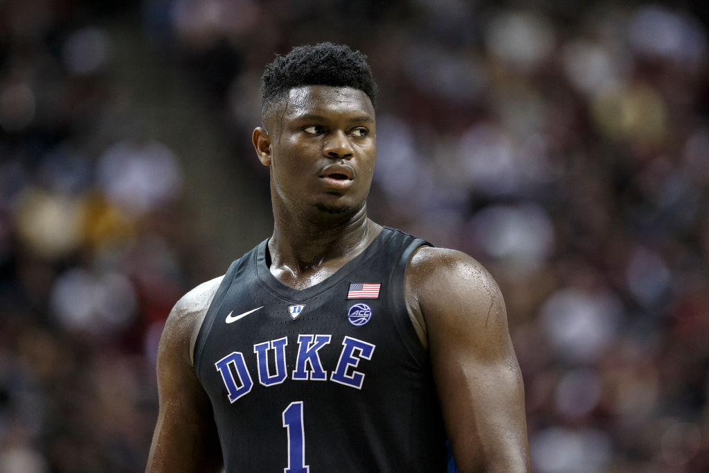 Zion Williamson's Former Agent Claims He Received Illegal Benefits
