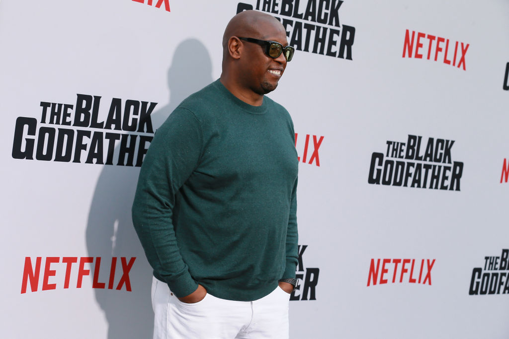 "Premiere Of Netflix's ""The Black Godfather"""