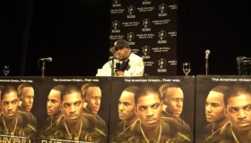 """Damon Dash and Roc-a-Fella Films Press Conference for """"Paid in Full"""""""